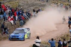 WRC Verzameling Córdoba Argentinië Stock Afbeeldingen