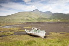 Wreak; Isle of Mull Stock Photography
