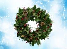 Wreath Lizenzfreies Stockfoto