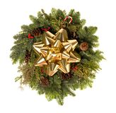 Wreath Bow Stock Images