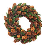 Wreath Christmas Stock Image