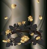 Wreath der Rosen Lizenzfreie Stockfotografie