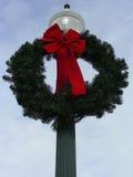Wreath u. Bogen Stockfotos