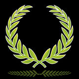 Wreath (Vektor) Lizenzfreies Stockfoto