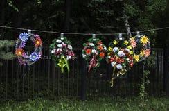 Wreaths Lizenzfreie Stockfotografie