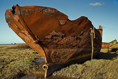 Wreck Stock Photography