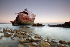 The Wreck Stock Photography