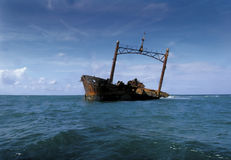 Wreck Royalty Free Stock Images