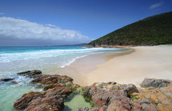 Wreck Beach Port Stephens Royalty Free Stock Images