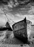 Wreck for Sale Stock Photography
