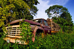 Wreck Royalty Free Stock Photography