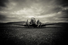 Wreckage of war Royalty Free Stock Photography