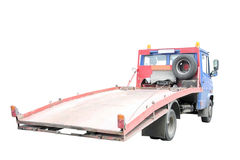 Wrecker Royalty Free Stock Images