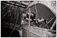 Wrek潜水 库存照片