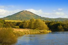 The Wrekin Stock Photo