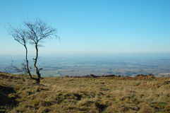 Wrekin view Stock Photos