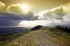 Wrekinen Arkivfoto