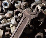 wrench Στοκ φωτογραφίες με δικαίωμα ελεύθερης χρήσης