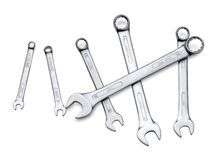 wrench στοκ φωτογραφίες