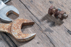 wrench Στοκ Εικόνες