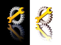 Wrench Royalty Free Stock Photo