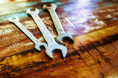 wrench Στοκ εικόνες με δικαίωμα ελεύθερης χρήσης