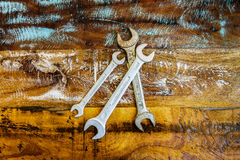 Wrench Royalty Free Stock Photography