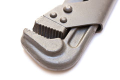 Wrench isolated Stock Photo