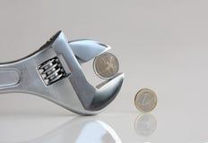 Wrench Key 2 Royalty Free Stock Photo