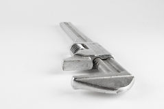Wrench key Stock Photography