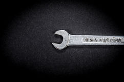 Wrench royalty free stock image