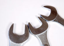 Wrenches-1 Royalty Free Stock Photography