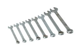 Wrenches Stock Photography