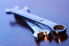 Wrenches Stock Image
