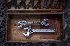 wrenches στοκ φωτογραφίες