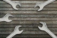 Wrenches Royalty Free Stock Photos