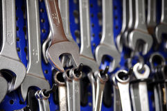Wrenches set Stock Images
