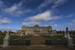 Wrest Park Mansion House Royalty Free Stock Photo