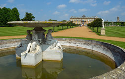Wrest Park Silsoe Stock Images