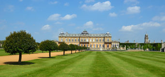 Wrest Park Silsoe Stock Photo