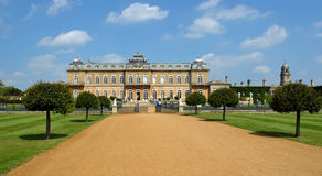 Wrest Park Silsoe Royalty Free Stock Photos