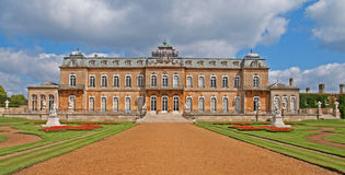 Wrest Park Stately Home, England Royalty Free Stock Images