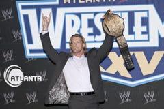 WrestleMania Royalty Free Stock Photo