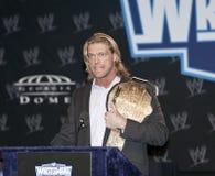 WrestleMania XXVII Stock Photo