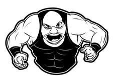 Wrestler Royalty Free Stock Image