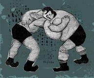 Wrestlers Stock Photos