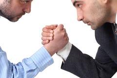 wrestling рукоятки стоковое изображение rf