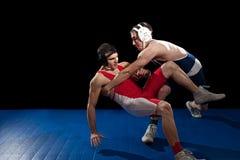 Wrestling royalty free stock photos