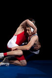 wrestling Стоковое Фото