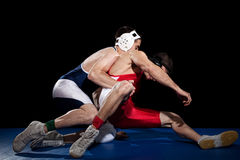 Wrestling Royalty Free Stock Photography